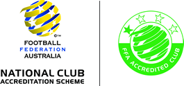 Football Federation Australia accredited Club
